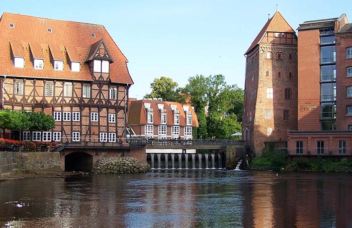 Ville de Lünebourg