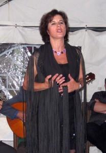 Chanteuse Fado
