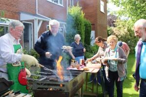 56-Barbecue chez William