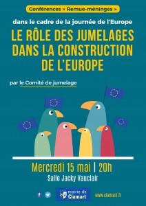 190506jumelage conference Jumelage et l'Europe 150519