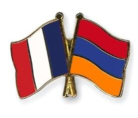 191206drapeau France Arménie