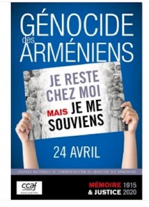 200424Journée Arménie génocide 2020