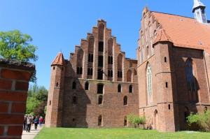 Celle, ville du Moyen-Age, Monastère