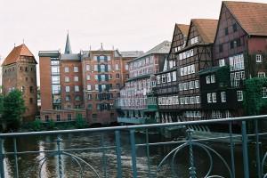 la rivière Ilmenau